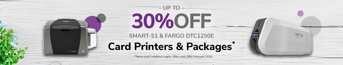 SMART-51 and DTC1250e Printers