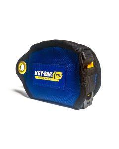 Key-Bak Pro Tape Measure Jacket, Eyelet, Blue