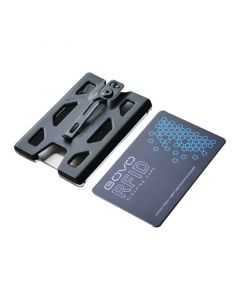 GOVO T4 Kit - Polycarbonate Card Holder + RFID Card