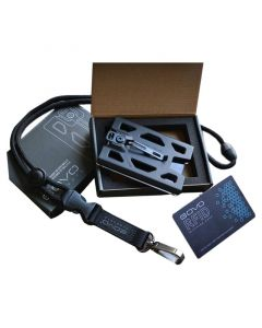 GOVO T4 Kit - Polycarbonate Card Holder + T3 Lanyard + RFID Card