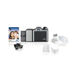 Fargo HDP5000 Dual Sided Printer Package