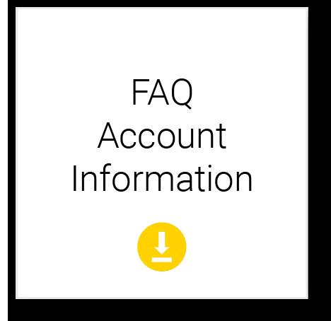 Faq Account Information