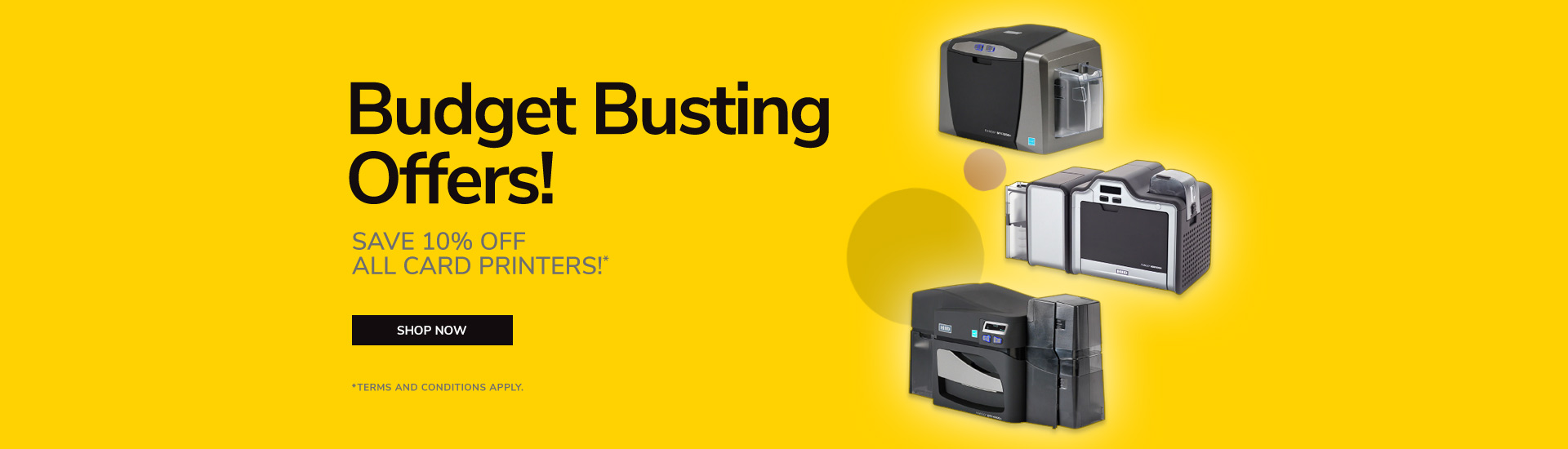 Card Printer Budget Busters